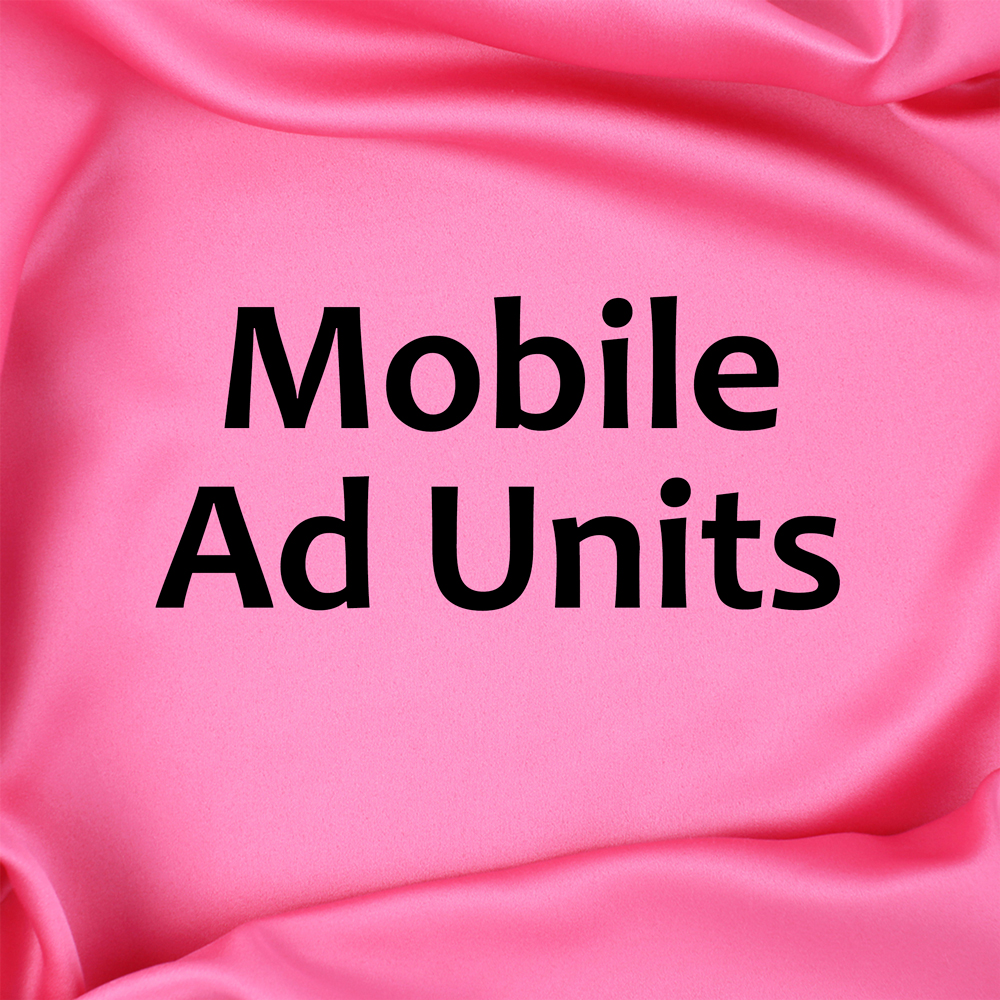 Threads Mobile Ad Units