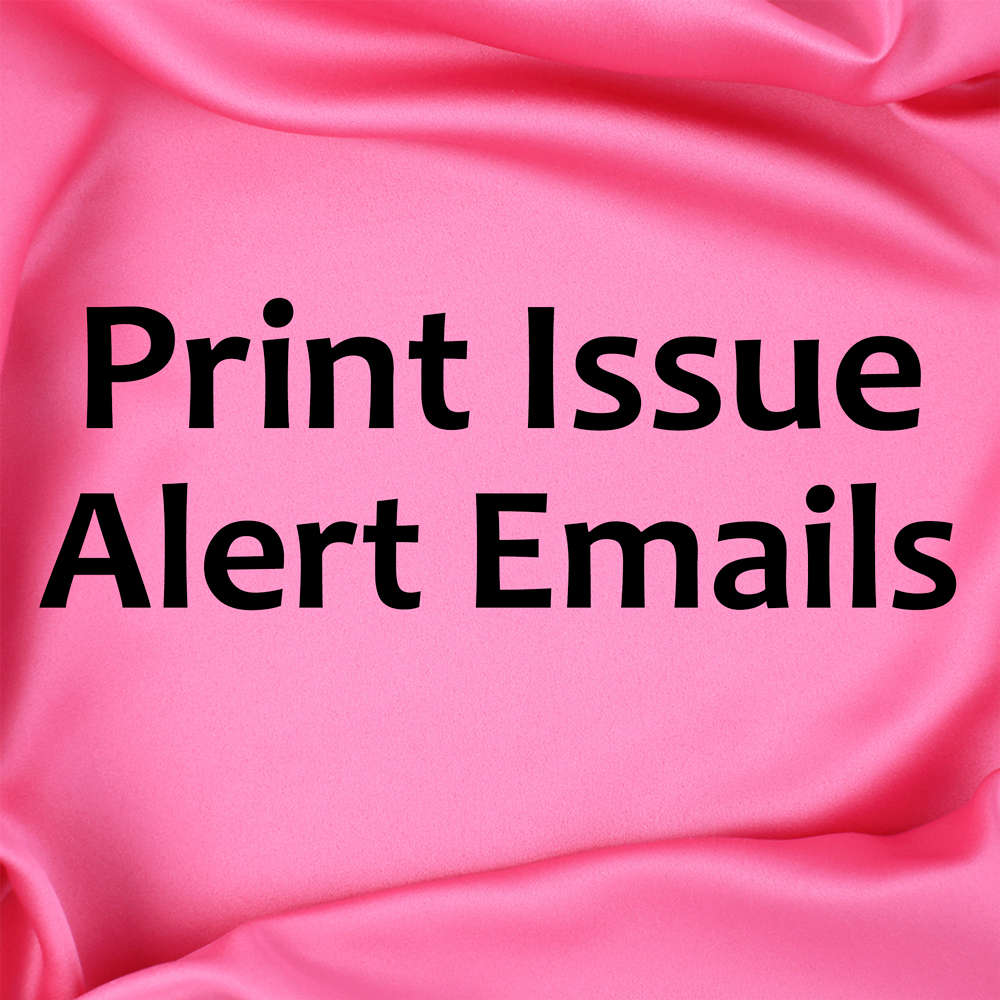 Threads Print Issue Alert Emails